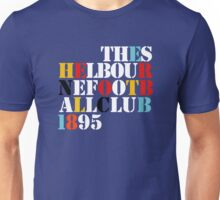 THE SHELBOURNE FOOTBALL CLUB 1895 (STONE ROSES) Unisex T-Shirt