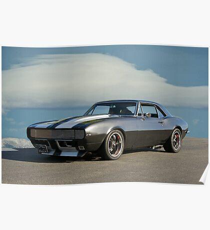 1967 Chevrolet Camaro RS Poster