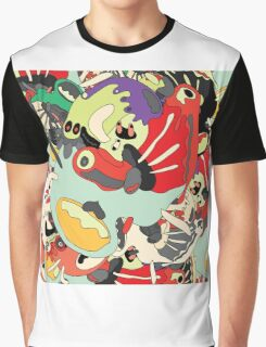 crabby catcher Graphic T-Shirt