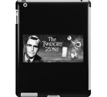 The Twilight Zone Poster iPad Case/Skin