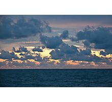 Sunset in Key West, USA Photographic Print