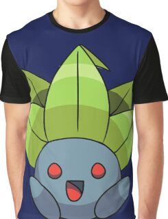 Chubby Plant Graphic T-Shirt