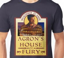 Agron's House of Fury (Spartacus) Unisex T-Shirt
