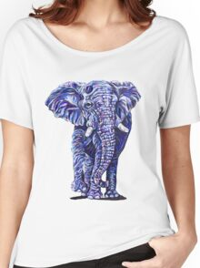 Ivory Women's Relaxed Fit T-Shirt