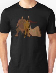 Dragonslayer Ornstein & Executioner Smough  Unisex T-Shirt