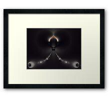 Channel Framed Print