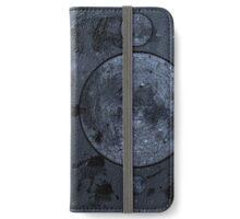 Spell Book -Blue iPhone Wallet/Case/Skin