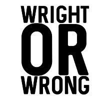 Wright Photographic Print