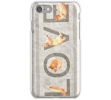 Love and Cats iPhone Case/Skin
