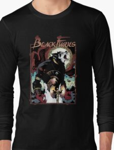 Apocalypse Tribe: Black Furies Revised Long Sleeve T-Shirt