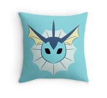 Splash Design Throw Pillow