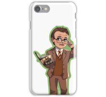 Rupert Giles (Season 1) iPhone Case/Skin