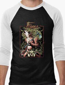 Apocalypse Tribe: Fianna Revised Men's Baseball ¾ T-Shirt