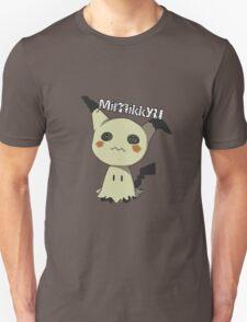 Pokemon Sun Moon Mimikkyu Unisex T-Shirt