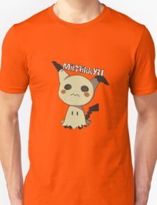 Pokemon Sun Moon Mimikkyu Unisex T-Shirt