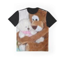 A cuddle before bedtime Graphic T-Shirt