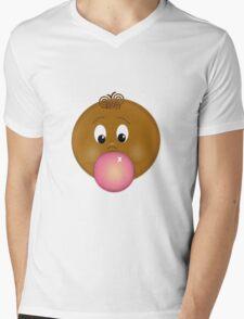 chewing gum Mens V-Neck T-Shirt