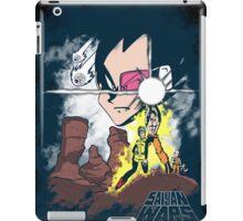 Saiyan Wars iPad Case/Skin