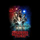Stranger Things by edevaldo