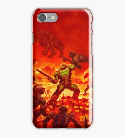 Hell iPhone Case/Skin