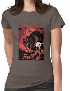Apocalypse Tribe: Red Talons Revised Womens Fitted T-Shirt