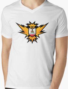 Brave the Storm Mens V-Neck T-Shirt