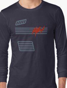 Bruce Wayne Shirt - Kenner 1990 Batman Action Figure Long Sleeve T-Shirt