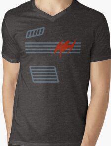 Bruce Wayne Shirt - Kenner 1990 Batman Action Figure Mens V-Neck T-Shirt