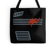 Bruce Wayne Shirt - Kenner 1990 Batman Action Figure Tote Bag