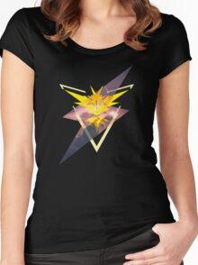 Team Insinct Women's Fitted Scoop T-Shirt