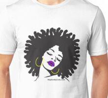 Kinky Hair Diva Unisex T-Shirt