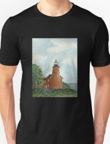 Charlotte Genesee Lighthouse Unisex T-Shirt
