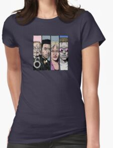 Preacher - Characters Womens Fitted T-Shirt