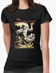 Apocalypse Tribe: Stargazers Revised Womens Fitted T-Shirt