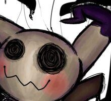 [POKEMON] Mimikyu . : ver. 1 : . Sticker