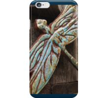 Country Dragonfly iPhone Case/Skin