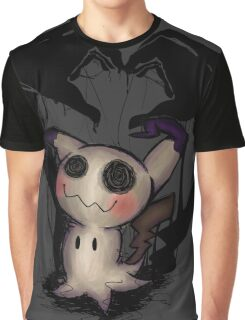 [POKEMON] Mimikyu . : ver. 2 : . Graphic T-Shirt