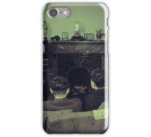 Raw dada! iPhone Case/Skin