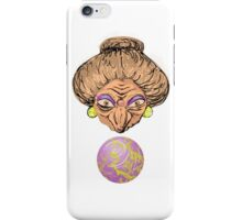 Yubaba iPhone Case/Skin
