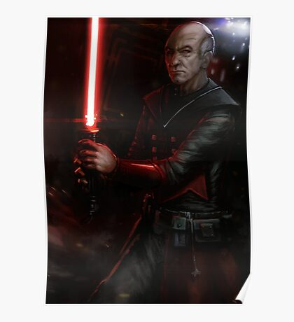 Picard the Sith Poster