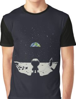 Kerbal's Space Graphic T-Shirt