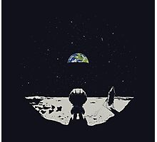 Kerbal's Space Photographic Print