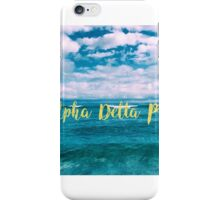 ADPi Ocean iPhone Case/Skin