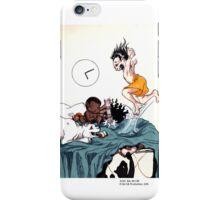 Mom's Wake Up Call iPhone Case/Skin