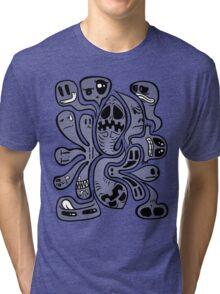 Buuuu!!!! Tri-blend T-Shirt