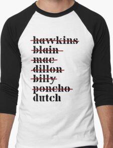 Dutch is Last - Predator Men's Baseball ¾ T-Shirt