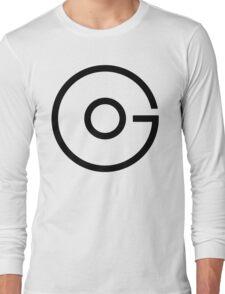 Go.Black Long Sleeve T-Shirt