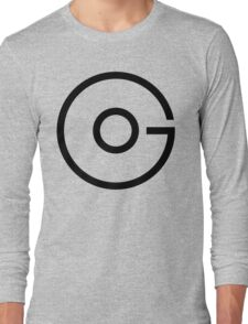 Go.Black Long Sleeve T-Shirt