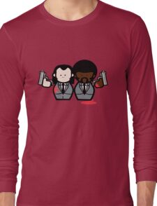 Jules and Vincent- Pulp Fiction Long Sleeve T-Shirt