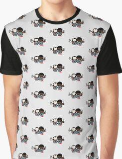 Jules and Vincent- Pulp Fiction Graphic T-Shirt